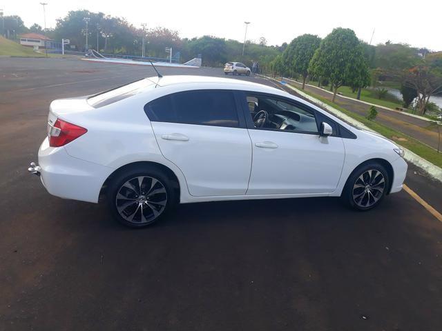 Honda Civic LXR ano 15/16 - Foto 2