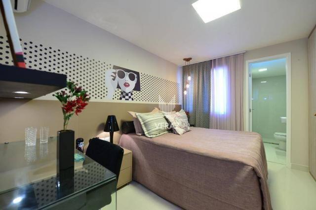 Apartamento com 4 dormitórios à venda, 152 m² por r$ 1.400.000,00 - varjota - fortaleza/ce - Foto 12