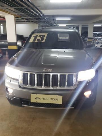 Jeep grand cherokee diesel limited
