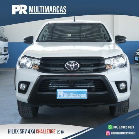 Hillux Challenge 4X4 2018