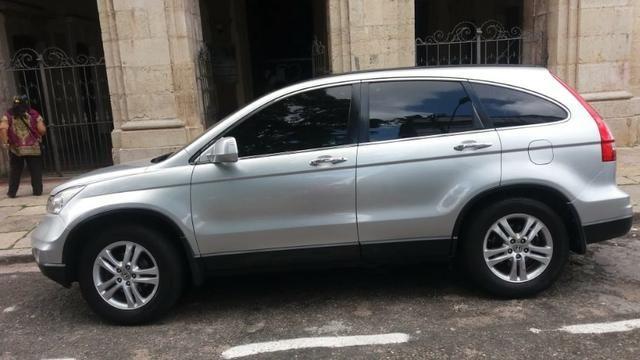 Honda-CRV-EXL/2010, 4 X 4, Teto Solar, Automático, Top - Foto 2