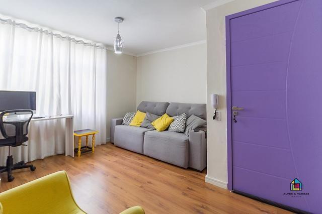 Apartamento à venda com 2 dormitórios em Barreirinha, Curitiba cod:AV203126 - Foto 3