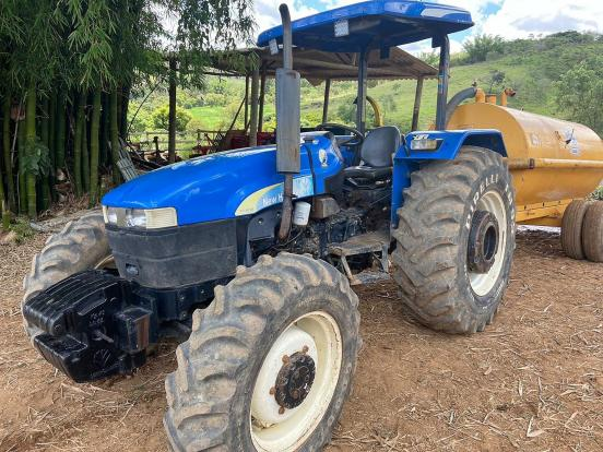 New Holland TT 4030 - Foto 3
