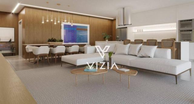 Cobertura à venda, 384 m² por R$ 4.166.502,00 - Cabral - Curitiba/PR