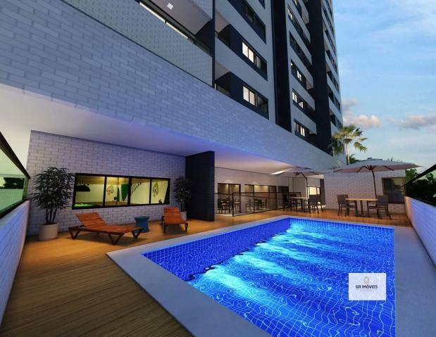 Apartamento à venda, 3 quartos, 2 vagas, Ponta Verde - Maceió/AL
