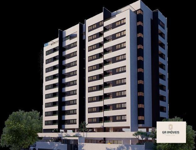 Apartamento à venda, 3 quartos, 2 vagas, Ponta Verde - Maceió/AL - Foto 2