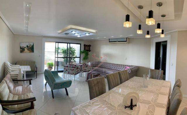 Apartamento com 4 dormitórios à venda, 216 m² por R$ 970.000,00 - Parque Monjolo - Foz do  - Foto 3