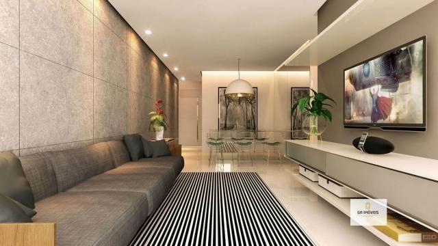 Apartamento à venda, 3 quartos, 2 vagas, Ponta Verde - Maceió/AL - Foto 6