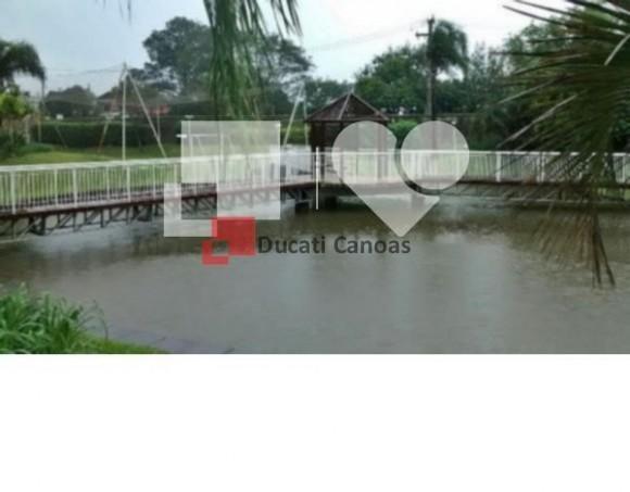 Casa em Condomínio a Venda no bairro Estância Velha - Canoas, RS - Foto 17