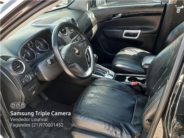Chevrolet Captiva 3.0 sidi awd v6 24v gasolina 4p automático - Foto 11