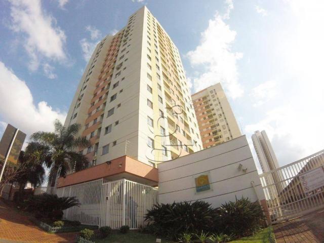 Apartamento com 3 dormitórios à venda, 67 m² por R$ 275.000 - Edifício Garden Belvedere -