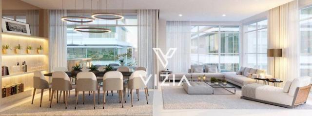 Apartamento Garden com 2 dormitórios à venda, 301 m² por R$ 5.319.038,00 - Cabral - Curiti - Foto 4