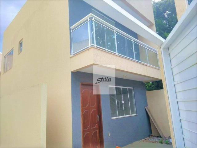 Casa à venda com 2 dormitórios em Chácara mariléa, Rio das ostras cod:CA0926 - Foto 8