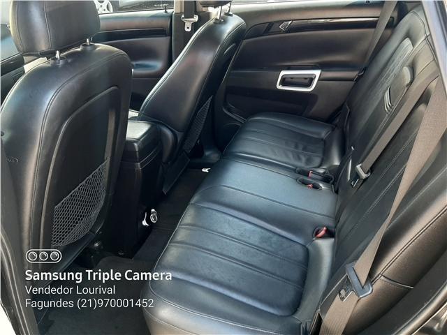 Chevrolet Captiva 3.0 sidi awd v6 24v gasolina 4p automático - Foto 10