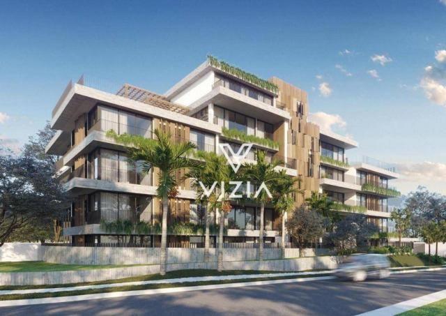Cobertura à venda, 384 m² por R$ 4.166.502,00 - Cabral - Curitiba/PR - Foto 8
