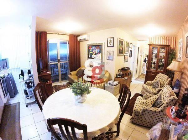 Apartamento com 3 dormitórios à venda, 69 m² por R$ 319.500,00 - Edifício Garden Catuaí -  - Foto 2