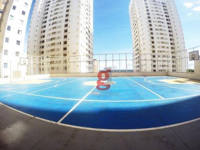 Apartamento com 3 dormitórios à venda, 69 m² por R$ 319.500,00 - Edifício Garden Catuaí -  - Foto 13