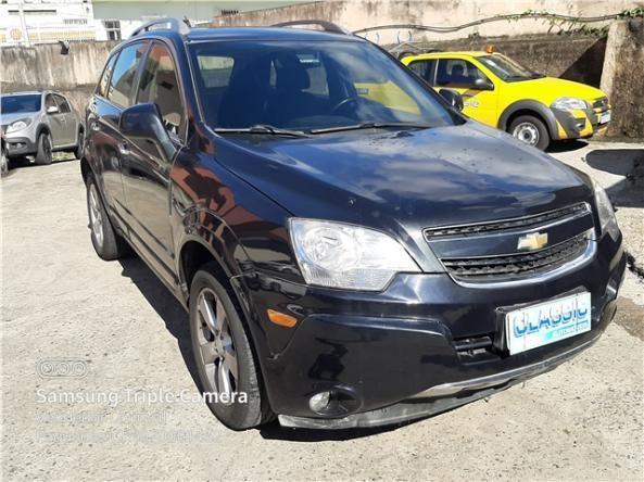 Chevrolet Captiva 3.0 sidi awd v6 24v gasolina 4p automático - Foto 2