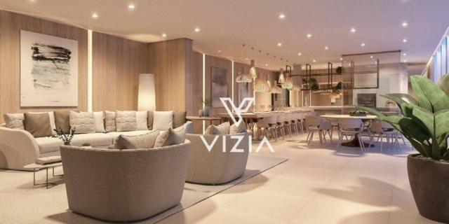 Cobertura com 4 dormitórios à venda, 417 m² por R$ 6.850.788,00 - Cabral - Curitiba/PR - Foto 12