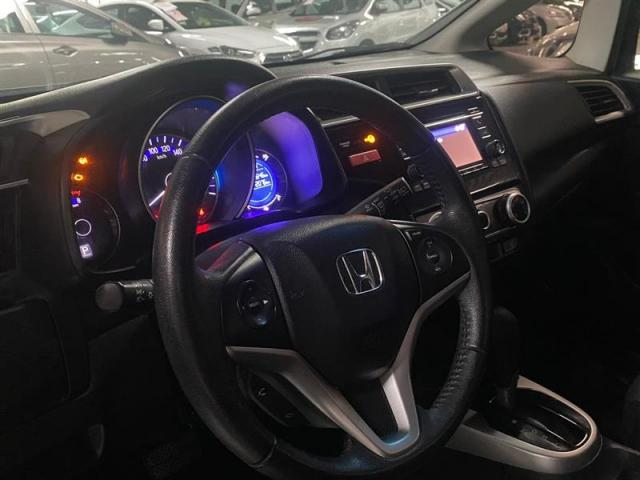 HONDA FIT 1.5 EXL 16V FLEX 4P AUTOMÁTICO - Foto 12