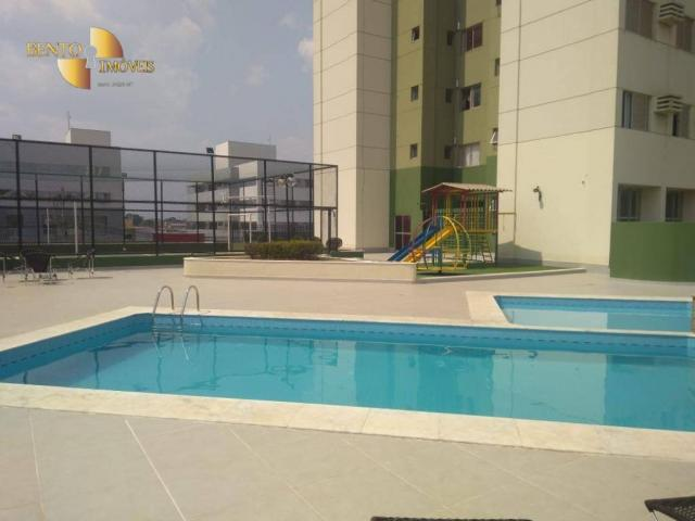 Edificio Villagio di Montalcino - Apartamento com 3 dormitórios à venda, 85 m² por R$ 320. - Foto 13