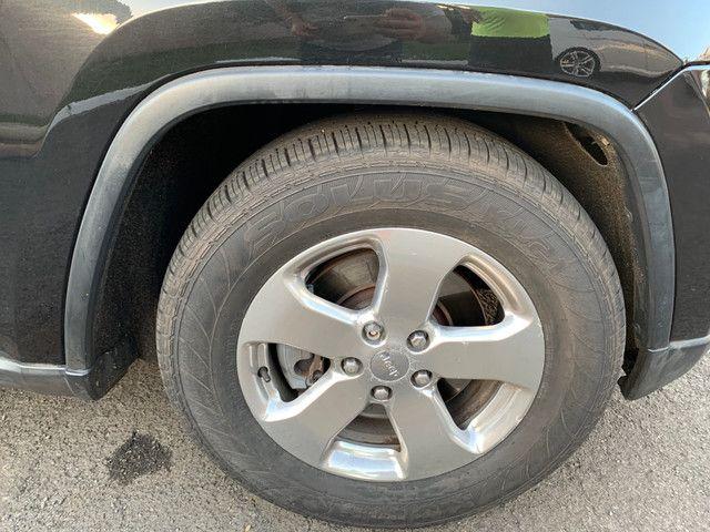 Grand Cherokke 3.6 Ltd 2011 gasolina - Foto 17