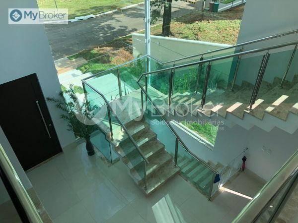 Casa com 4 dormitórios à venda, 350 m² por R$ 1.700.000,00 - Condomínio do Lago - Goiânia/ - Foto 7