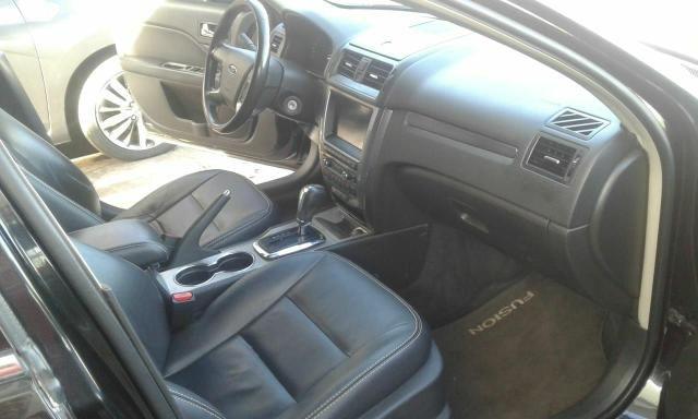 Fusion Sel 4x4 FWD 3.0 V6 243 cv AT Preto 2012 - Foto 7