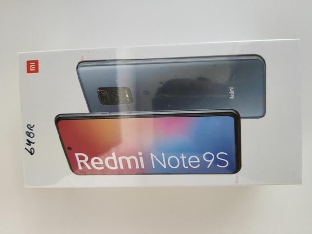PROMOÇÃO de Namorados. Redmi note 9S Lançamento da Xiaomi. Novo