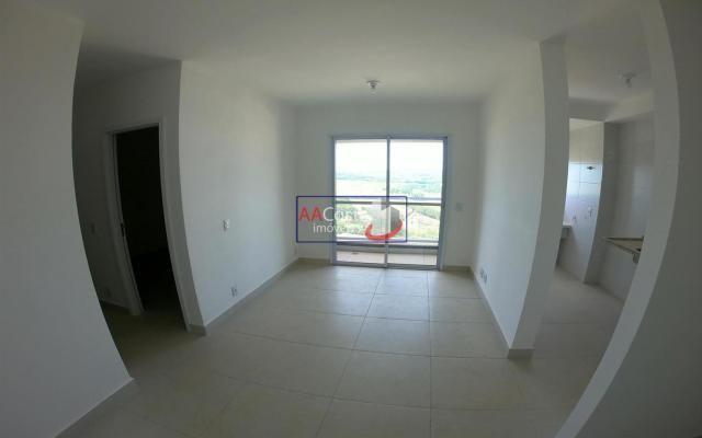 Apartamento para alugar com 2 dormitórios em Jardim consolacao, Franca cod:I08694 - Foto 2