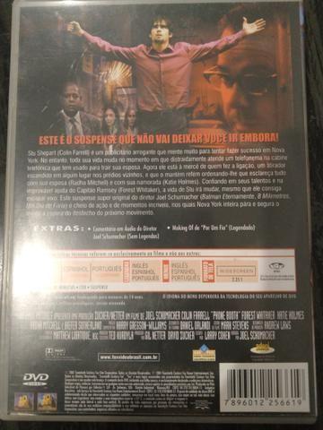 DVD Por um Fio - Foto 2