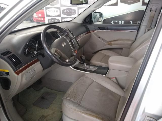 VERA CRUZ 2007/2007 3.8 GLS 4WD 4X4 V6 24V GASOLINA 4P AUTOMÁTICO - Foto 9