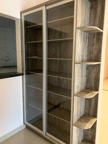 Casa Belíssima.otima localização 2 qts 4 garagem prox shopping Passeio das águas - Foto 6