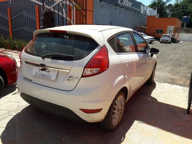 Fiesta 1.6 automático compelto - Foto 7