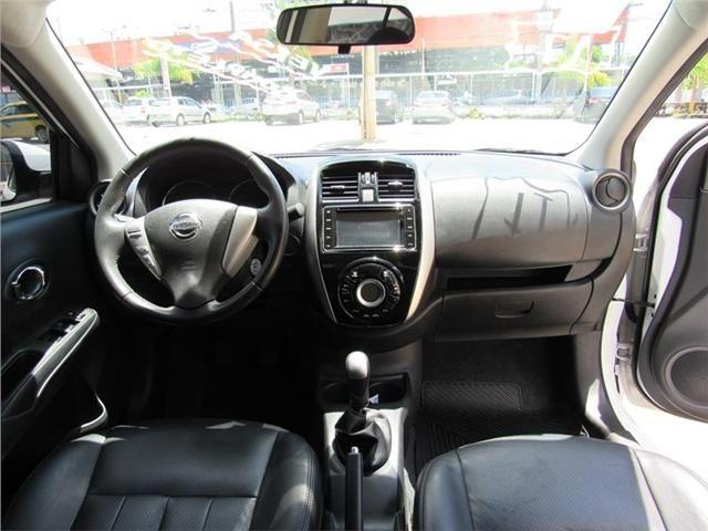 Nissan Versa 1.6 16v flex sl 4p manual - Foto 5