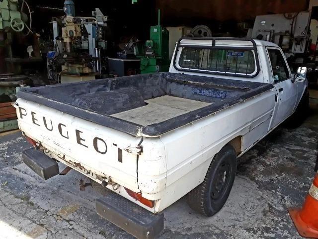 Peugeot 504 Pick-up Diesel - Foto 2