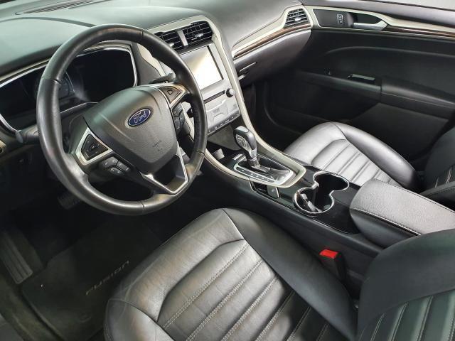 Ford Fusion 2.5L I-VCT Flex Aut. - Prata - 2014 - Foto 11