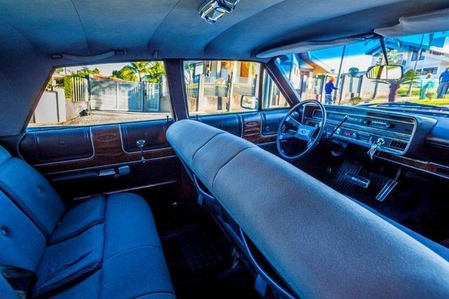 Relíquia de Colecionador Ford Landau com placa Preta 1980! - Foto 10