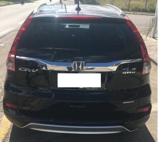 Honda Cr-v EXL CVT 4WD Flex Automático 2015/16 - Foto 5