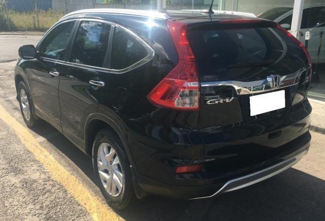 Honda Cr-v EXL CVT 4WD Flex Automático 2015/16 - Foto 4