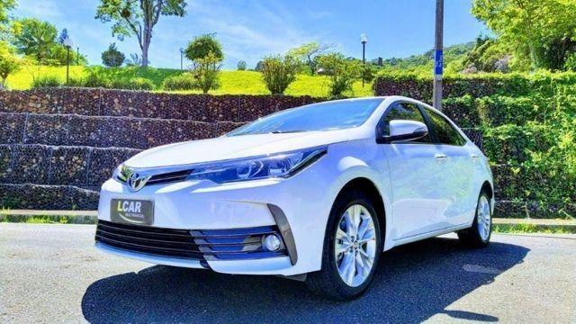 "Corolla XEI 2.0 - 2018 (Estado de ""Zero Km"") - Foto 2"