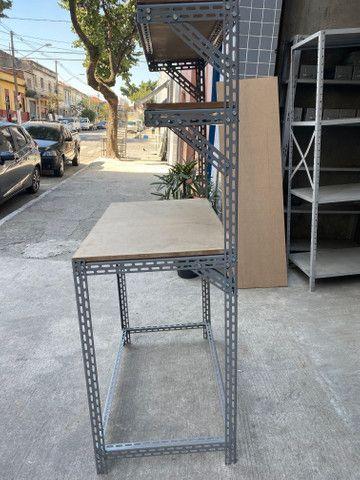 Bancada p manutenção e serviços gerai - Foto 4