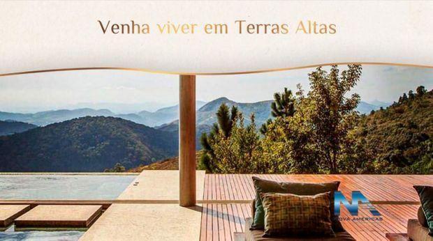 TERRAS ALTAS Terreno em Condomínio à venda em Petrópolis/RJ - Terreno com 5,451m². Sào 85  - Foto 3