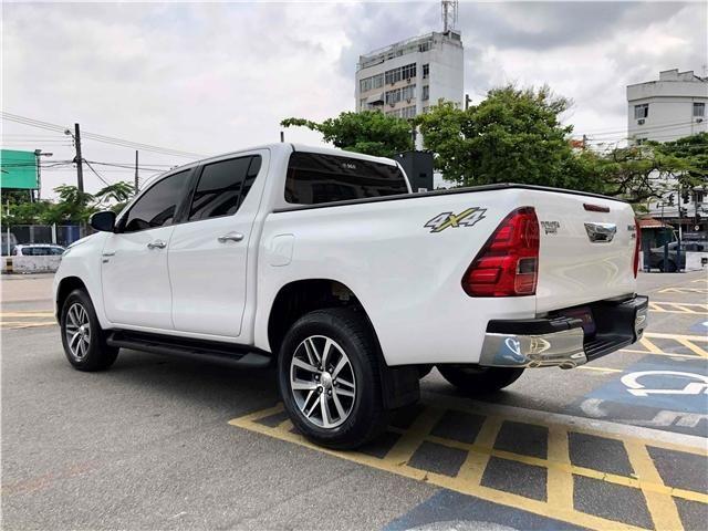 Toyota Hilux 2.7 srv 4x4 cd 16v flex 4p automático - Foto 7