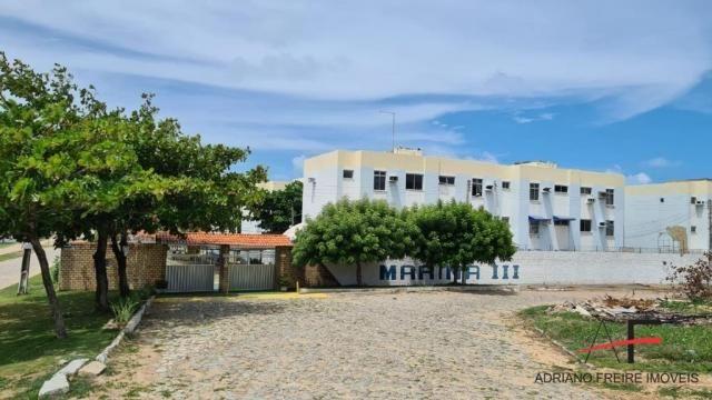 Apartamento com 2 quartos a venda, próximo a Praia do Morro Branco - Foto 8