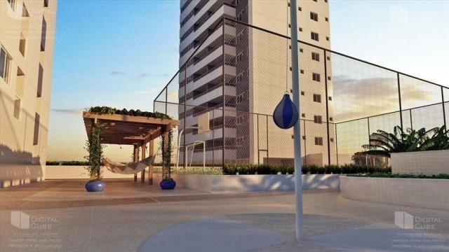 Apartamento em Manaíra 126 m², com 2 suítes - Foto 15