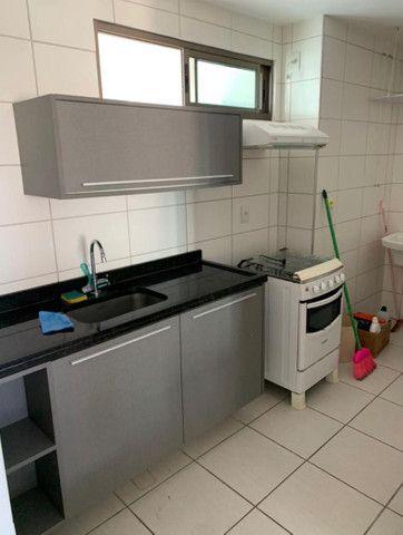 Beach Class Residence: 2 quartos, mobiliado, com lazer na Av. Boa Viagem - Foto 3