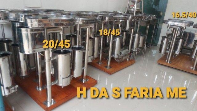 Empresa H Da S Faria. Maquinas de Juçara Açaí. - Foto 2