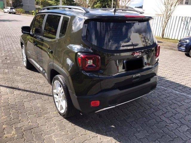 Jeep Renegade Limited 1.8 flex automático 2020 - Foto 4