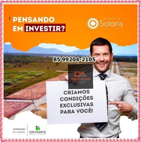 Ligue e marque sua visita >>Lotes Solaris @@@ - Foto 15